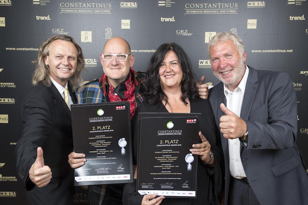 Constantinus Award Verleihung