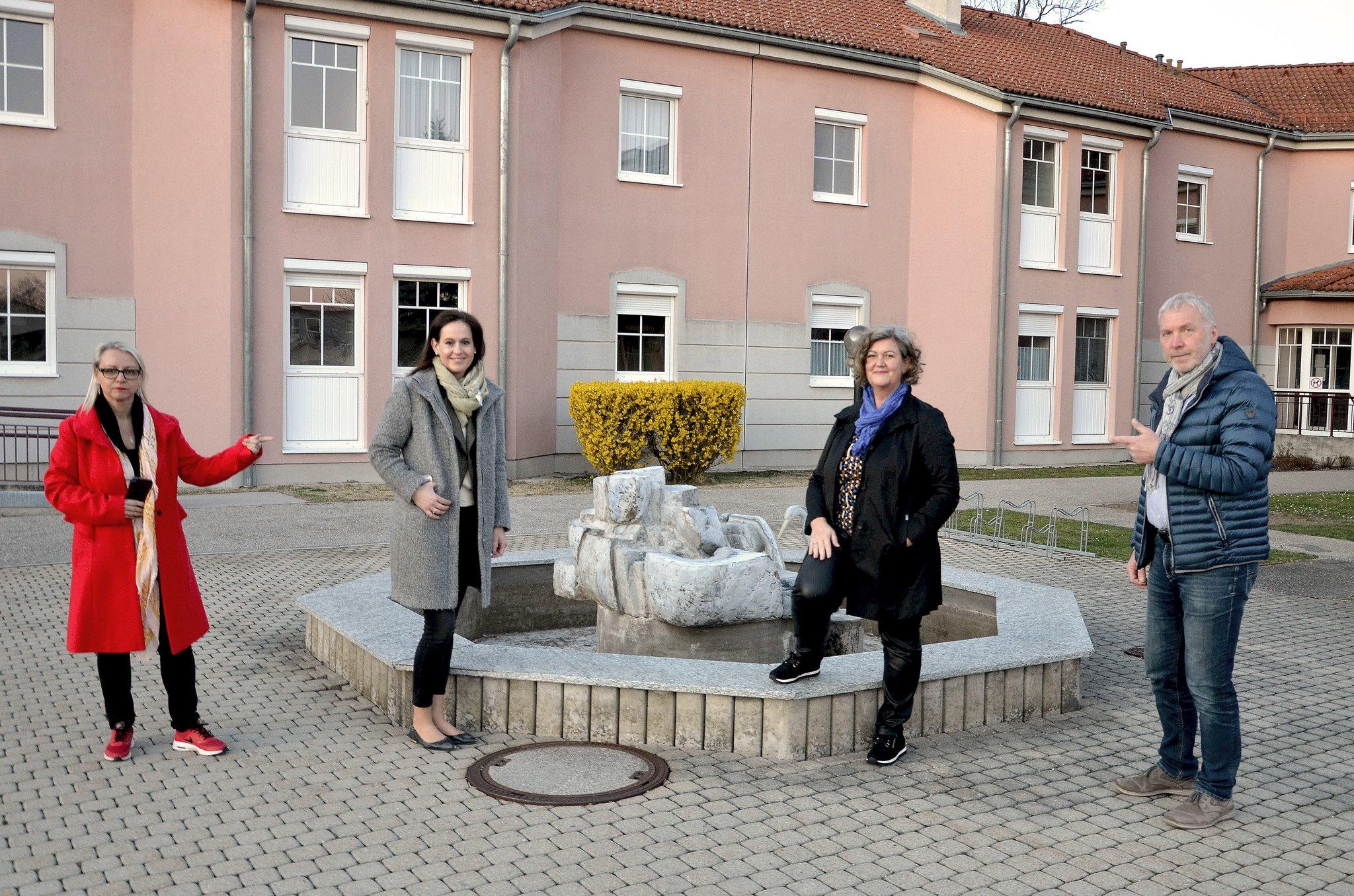 Projektgruppe Community Nurse in Zwentendorf
